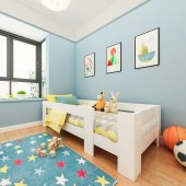 Montessori Karyola Beyaz Y2