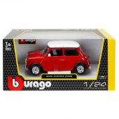 1:24 Burago Mini Cooper (1969)-3