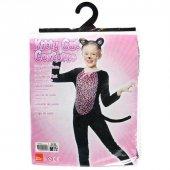Kedi Kız Kostümü (7-9 Yaş)-2