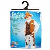 Erkek Kovboy Kostümü (4-6 Yaş)-2