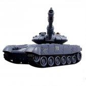 1:28 Interactive Uzaktan Kumandalı Tank-2