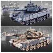 1:28 Interactive Uzaktan Kumandalı Tank-4