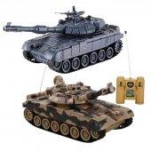 1:28 Interactive Uzaktan Kumandalı Tank-6