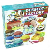 Dessert Factory Oyun Hamuru Seti-4