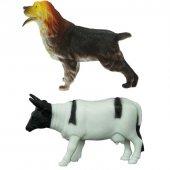 Çiftlik Hayvanları Poşetli-4