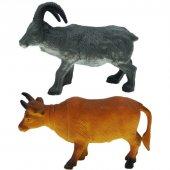 Çiftlik Hayvanları Poşetli-7