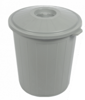 çöp Kovasi Herkül 50 Li �tre Kapakli