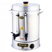 ışıkgaz Silver 80 Bardaklı Çay Makinesi