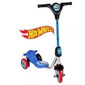 Orjinal Hot Wheels 3 Tekerlekli Frenli Scooter...