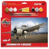 Airfix 1 72 Wildcat Uçak Yapım Kiti