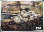 1/32 Model T80 Tank Yapım Kiti-2