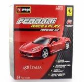 Ferrari 458 Italıa 1 32 Ölçek Maket Yapım Kiti