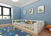 Montessori Karyola Beyaz Y11