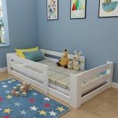 Montessori Karyola Beyaz Y20