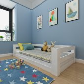 Montessori Karyola Beyaz Y18