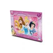 Disney Princess Frame Puzzle (Yapboz) 24 Parça