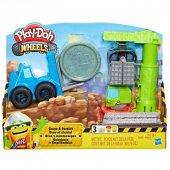 Play-Doh Çalışkan Vinç ve Forklift-4