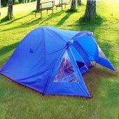 Savage Ys 125 Extreme 3 P Koyu Mavi Çadır (210+80*190*130 Cm)