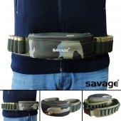 Savage Hh06067 Fişeklikli Bel Çantası Kamuflaj
