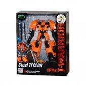 33 1 Metal Gövdeli Dönüşebilen Robot 8005j