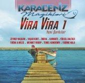Karadeniz Müzikleri Vira Vira 1 33lük Lp Plak Ent