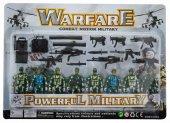 Mega Warfare 8li Asker Set