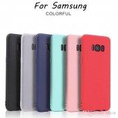 Samsung Galaxy Note 4 Premium Renkli Silikon Kılıf Megatech
