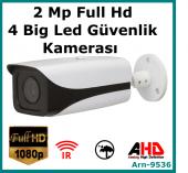 Full Hd 2 Mp 1080p Ahd Güvenlik Kamerası Arna9536