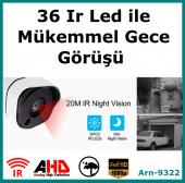 2 MP FULL HD 1080P Metal Kasa Güvenlik Kamerası Arna 9322-3