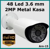 2mp 48 Led 3.6 Mm Güvenlik Kamerası Arna15