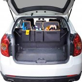 Araba Araç İçi Oto Çanta Bagaj Organizer Eşya Düzenleyici Organizatör Portatif Ceplik Alet Çantası-7