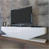 Tv Ünitesi Sandal Beyaz
