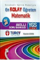 Ygs En Kolay Öğreten Matematik 2 Akıllı Soru Bankası Türev Yayınları Türev