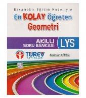 Ygs En Kolay Öğreten Geometri Akıllı Soru Bankası Türev Yayınları Türev