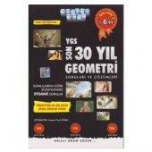 Akıllı Adam Ygs Son 30 Yıl Geometri Soruları Ve Çözümleri Akıllı Adam Yayınları Komisyon