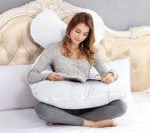 Hamile Yastığı Ortopedik Yastık Emzirme Yastığı Gebe Yastığı Hamilelik Sonrası Yastık Hamile Minderi-2