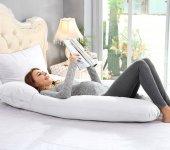 Hamile Yastığı Ortopedik Yastık Emzirme Yastığı Gebe Yastığı Hamilelik Sonrası Yastık Hamile Minderi-3