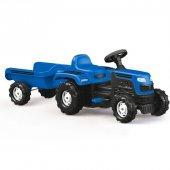Ranchero Romorklu Traktör-3