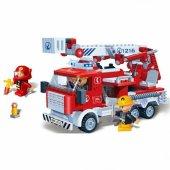 Lego Banbao 290 Parça İtfaiye-2