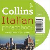 Collins Italian Phrasebook +cd