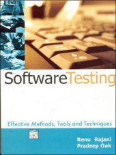 Software Testing Effective Methods Tools And Techniques