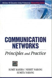 Communication Networks Principles And Practice