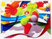 Yapboz Orta boy Karton 20 Parça Puzzle-5