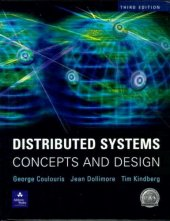 Distributed Systems Concepts And Design (3rd Edition)