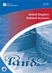 United Kingdom National Accounts 2010 The Blue Book