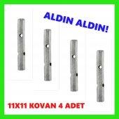 Kovan Anahtar 11x11 4 Adet