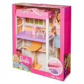 Barbie Bebek Ve Oda Setleri Dvx51 Fxg52