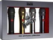 The Voice Edt 4x20 Ml Erkek Parfüm Set