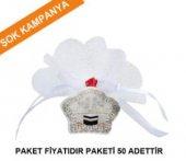 Mevlüt Şekeri Süslü Kabe Seramik Vazolu 50 Adet...