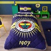 Taç Fenerbahçe Yorgan Seti Yastık Hediyeli